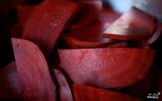 Салат из сырой свёклы - фото шаг 3
