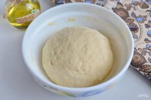 Узбекская лепешка - фото шаг 7