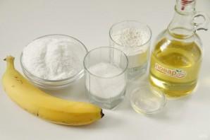 Постное кокосовое печенье - фото шаг 1