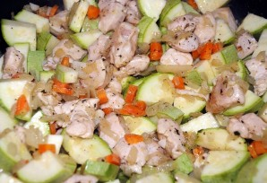 Томатный суп-пюре с курицей - фото шаг 6