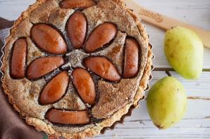 Маковый пирог с грушей - фото шаг 15