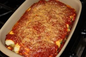 Каннеллони в томатном соусе - фото шаг 7