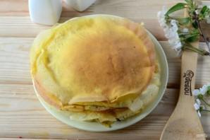 Слоеный омлет на завтрак - фото шаг 5