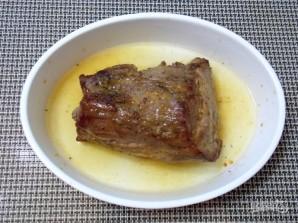 Свинина, запеченная в апельсиновом соусе - фото шаг 6