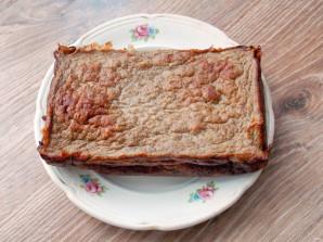 Печеночный хлеб - фото шаг 10