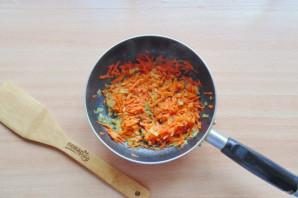 Слоеный салат с бужениной - фото шаг 2