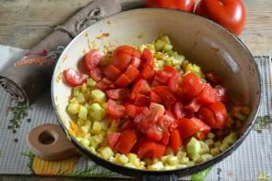 Вегетарианская паста - фото шаг 5