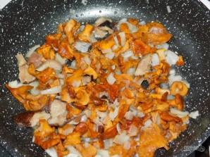 Жареный картофель с грибами в сливочном соусе - фото шаг 2