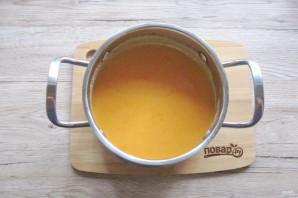 Суп из тыквы с беконом - фото шаг 11