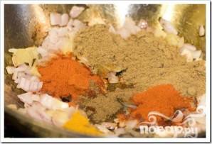Классическое куриное карри - фото шаг 2