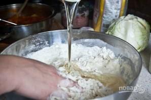 Бабушкины пирожки с мясом - фото шаг 3