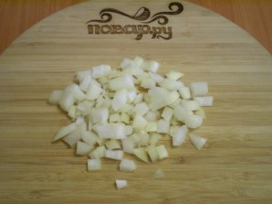 Салат с селедкой и свеклой - фото шаг 2
