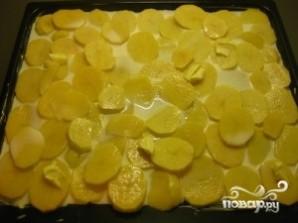 Запеченный картофель с молоком - фото шаг 4