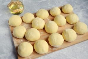 Золотые булочки - фото шаг 6
