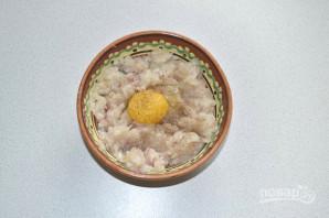 """Рыбные """"ежики"""" с рисом - фото шаг 6"""