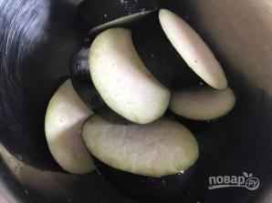 """Вегетарианская """"Болоньезе"""" с чечевицей и баклажаном - фото шаг 1"""