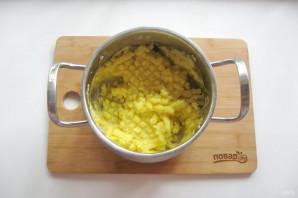 Вареники с солеными груздями и картошкой - фото шаг 8
