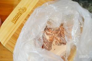 Хрустящая курочка в сливках - фото шаг 2