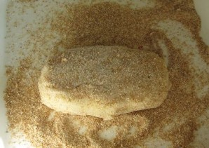 Картофельные биточки с грибами - фото шаг 6