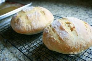 Домашний хлеб в духовке - фото шаг 5