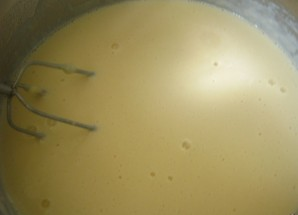 Блинчики на молоке и воде - фото шаг 3