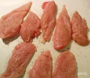 Курица с инжиром - фото шаг 2