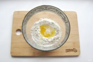 Тесто для вареников на минералке - фото шаг 4