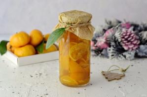 Сироп из мандаринов - фото шаг 6