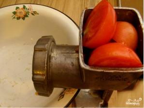 Аджика вареная на зиму из помидоров - фото шаг 1