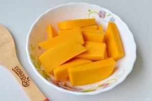 Тыквенный кекс с кокосом - фото шаг 2