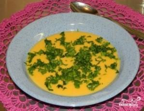 Постный гороховый суп-пюре - фото шаг 10