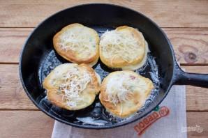 Лепешки на завтрак - фото шаг 6