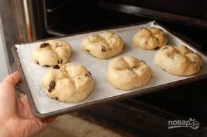 Рецепт пасхальных булочек - фото шаг 7