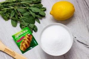 Лимонно-мятный квас - фото шаг 1