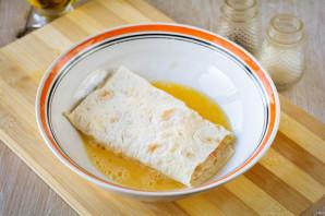 Пирожки с плавленным сыром - фото шаг 8