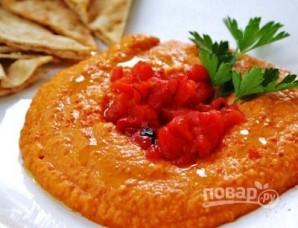 Хумус с болгарским перцем - фото шаг 9