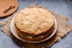 Гречневый торт с творогом - фото шаг 13