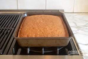 Морковный пирог с топпингом - фото шаг 8