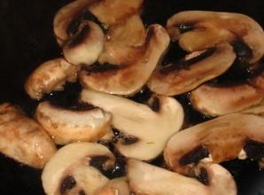 Суп гороховый с грибами   - фото шаг 7