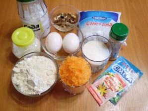 Морковный торт - фото шаг 1