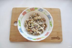 Баклажаны как грибы с майонезом - фото шаг 10