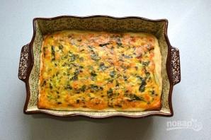 Пирог с фетой и шпинатом - фото шаг 11