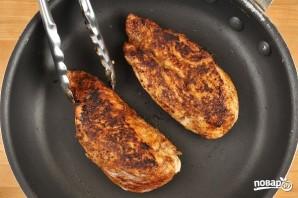 Салат из курицы и сыра - фото шаг 1