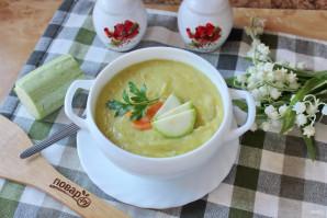 Диетический суп-пюре из кабачков - фото шаг 11