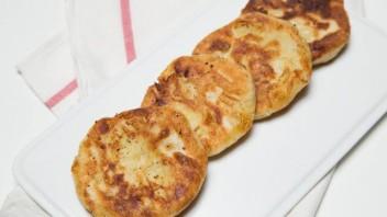 Бездрожжевые жареные пирожки с картошкой - фото шаг 9