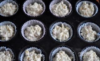 Закусочные маффины с ветчиной и сыром - фото шаг 5