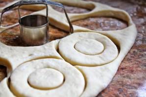 Пончики из дрожжевого теста - фото шаг 5