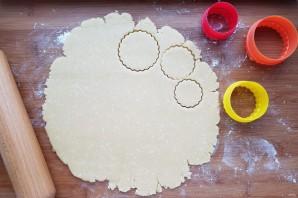 Печенье с белым шоколадом - фото шаг 6