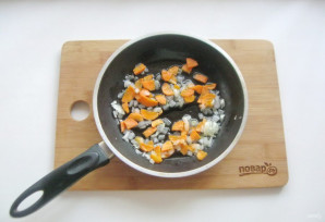 Суп с сосисками и рисом - фото шаг 4