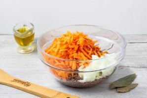 Чечевица с морковью и луком - фото шаг 3